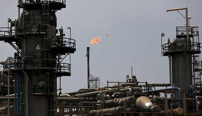 OPEC'in petrol ihracatı geliri yüzde 28 arttı