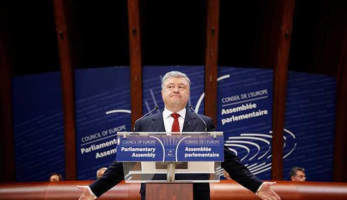 Poroşenko'dan söz: Ukrayna ordusu, Avrupa'nın en güçlüsü olacak