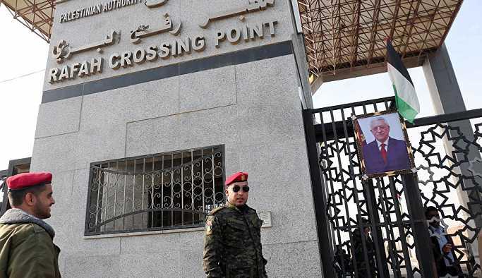 Refah Sınır Kapısı bugün açılıyor