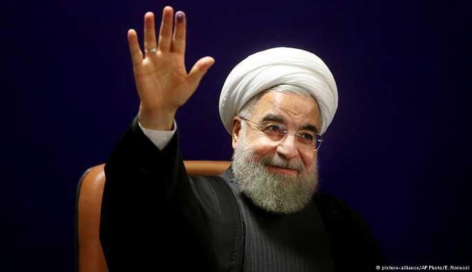 Ruhani: Beyaz Saray'ın bize komplo kurmasına izin vermeyeceğiz