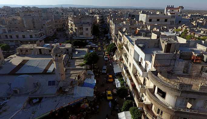 Rusya: ABD, İngiltere ve Fransa, Suriye'yi yeniden vurma hazırlığı yapıyor