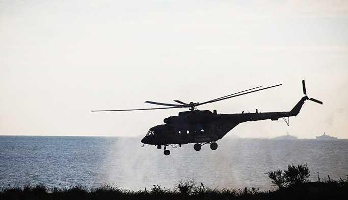Rusya'da helikopter düştü: 18 kişi yaşamını yitirdi