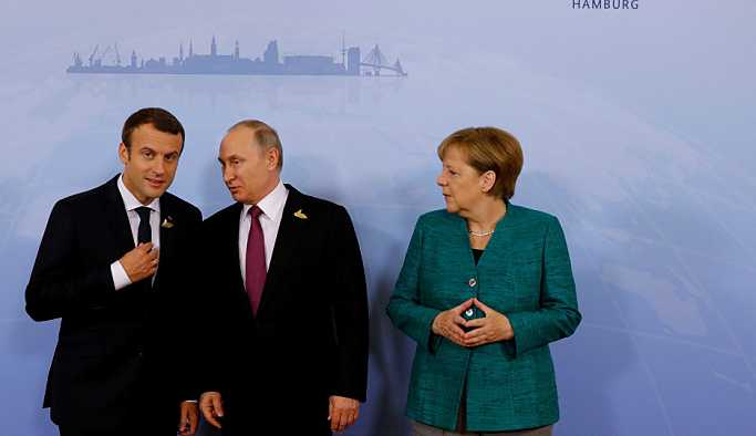 'Rusya, dörtlü zirveye karşı çıkmıyor'