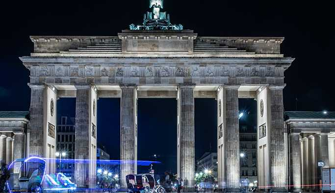 Rusya vatandaşı terör saldırısı planı şüphesiyle Berlin'de gözaltına alındı