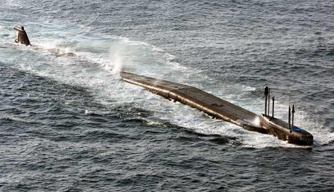 Rusya, yeni nesil bir denizaltısavar geliştiriyor