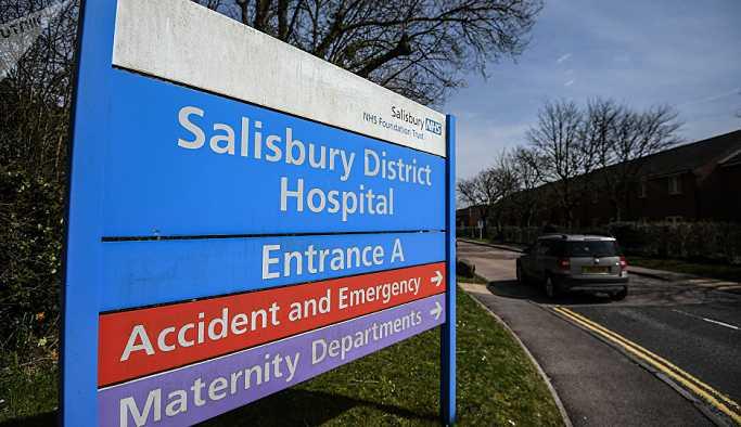Salisbury'deki askeri fabrikada patlama: En az 1 ölü