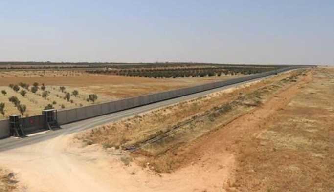 Şanlıurfa-Suriye sınırı ilk defa güneş enerjili sistem ile aydınlatılacak