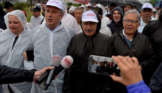 Selvi: CHP'de muhalifler, Kılıçdaroğlu'na karşı Adalet Yürüyüşü yapmayı tartışıyor