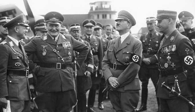 Sıcaklık, Almanlara savaşı ve Hitler'i hatırlattı