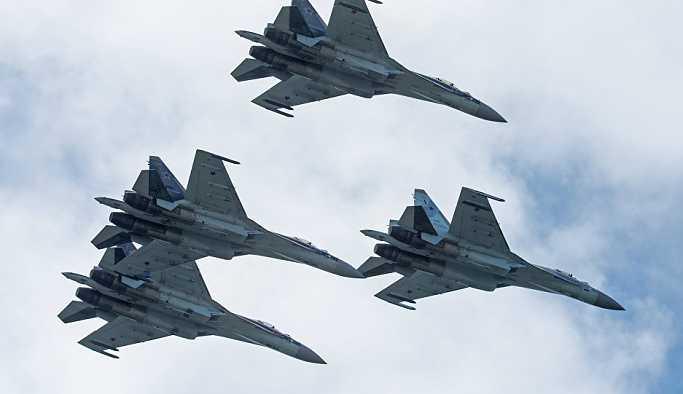 'Su-35: ABD Hava Kuvvetleri'nin korkması gereken uçak'
