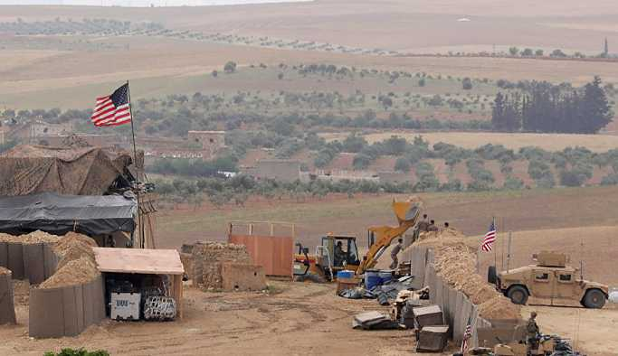 Suriye'deki askeri üslerini genişleten ABD, havaalanı kuruyor