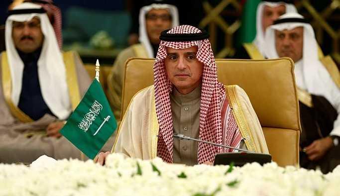 Suudi Arabistan: İran daha fazla yaptırımı hak ediyor