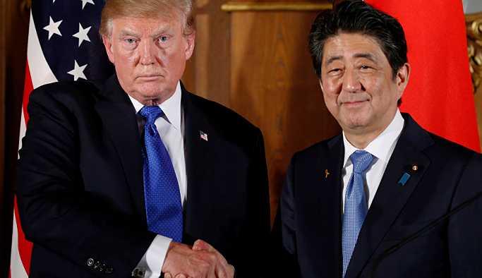 Trump'a güvenmeyen Japonya, Kuzey Kore ile gizli görüşme yaptı'