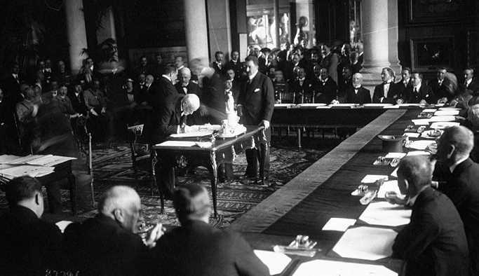 Türk Tarih Kurumu: Sevr'e 'antlaşma' değil, 'belge' diyeceğiz