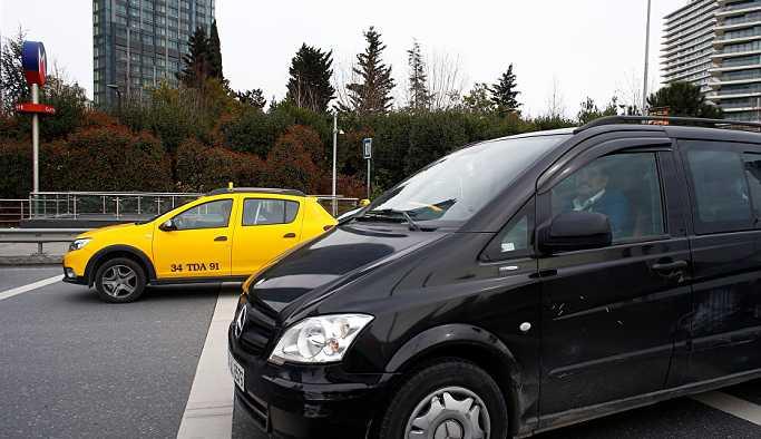 Uber ve Scotty sürücülerine ceza yağdı