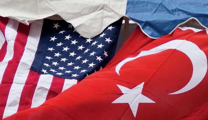 Washington'a giden Türk heyeti, ABD'li yetkililerle görüşmede