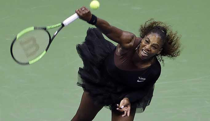 Williams: Fransa Tenis Federasyonu'nun kıyafet politikası ile ilgili bir endişem yok