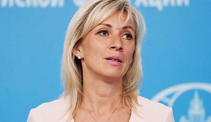 Zaharova: ABD'nin yaptırımlarına benzer şekilde karşılık vereceğiz