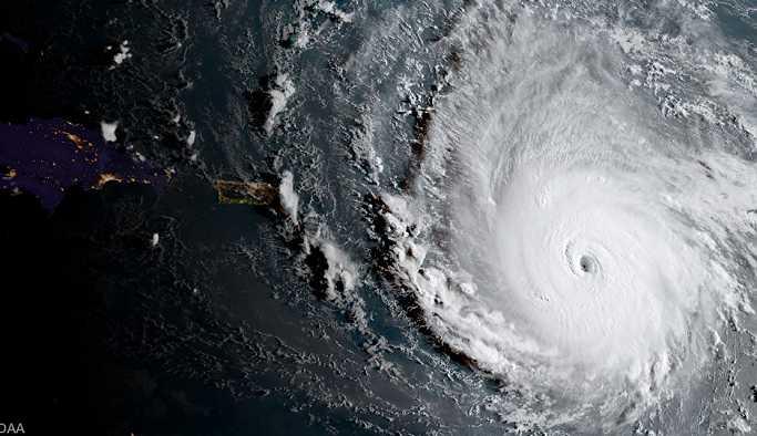 ABD'de Florence kasırgası alarmı: 3 eyalette acil durum ilan edildi