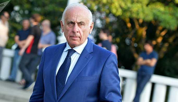 Abhazya Başbakanı Gagulya trafik kazasında yaşamını yitirdi