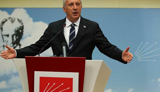 CHP'den İnce'nin İstanbul adaylığı değerlendirmesi