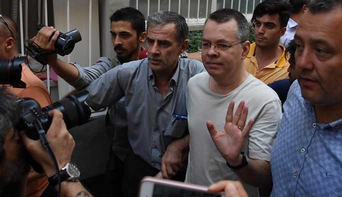 CHP'li Erkek: Brunson, 12 Ekim'de tahliye edilebilir