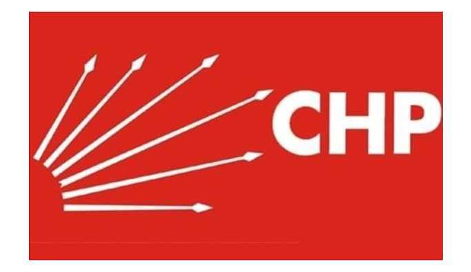 CHP: Yerli ürünlere kalp şeklinde Türk bayrağı konsun
