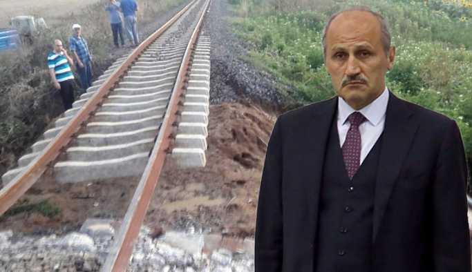 Çorlu tren kazası için Bakan'dan skandal yanıt