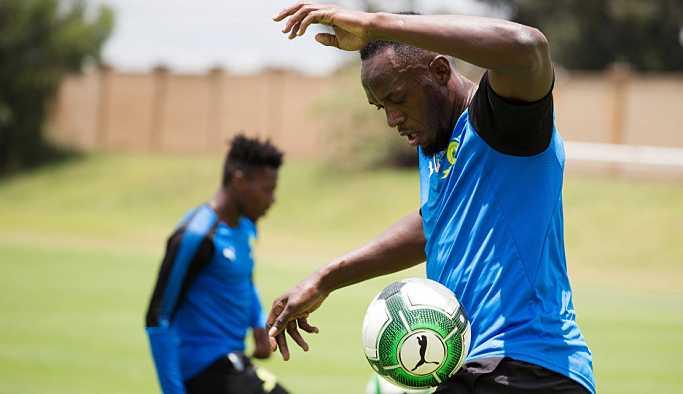 Del Bosque'den Bolt yorumu: Defansta oynarsa daha iyi olur
