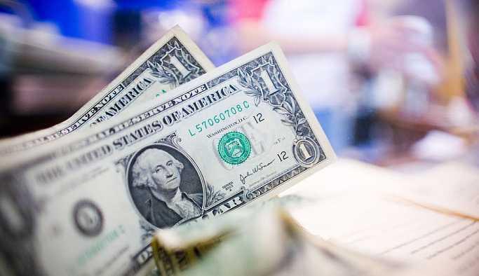 Dolar, yeni haftaya 6.43 seviyesinde başladı