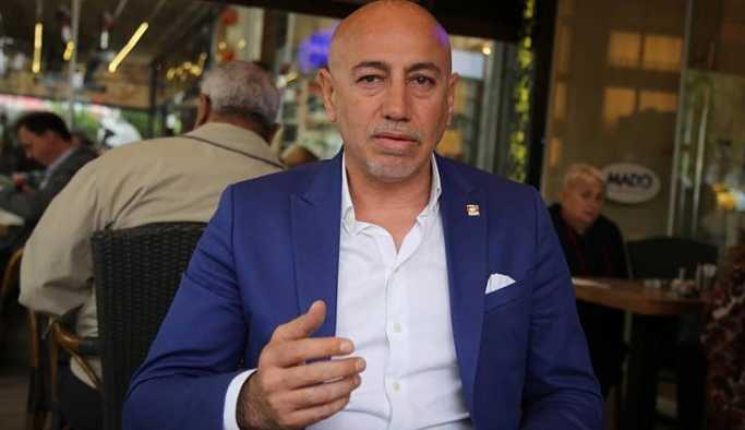 Erdal Aksünger: Yerel seçimde toplu ittifak sürecine gidilebilir