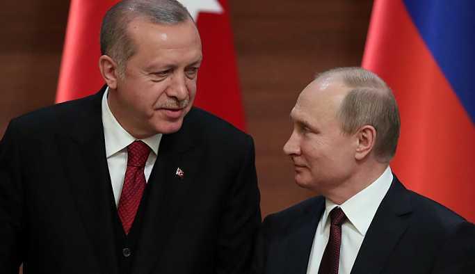 Erdoğan, pazartesi günü Putin'le Soçi'de görüşebilir