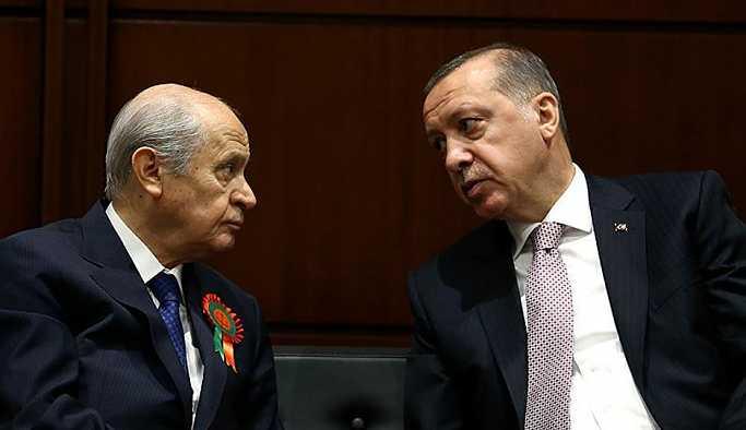 Erdoğan'dan MHP ile ittifak açıklaması: Her iki partinin de gücünü artırır