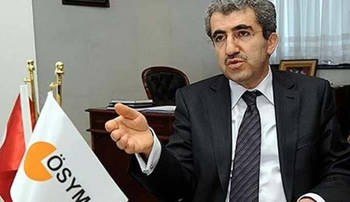 FETÖ'den yargılanan eski ÖSYM Başkanı Demir hakkında karar