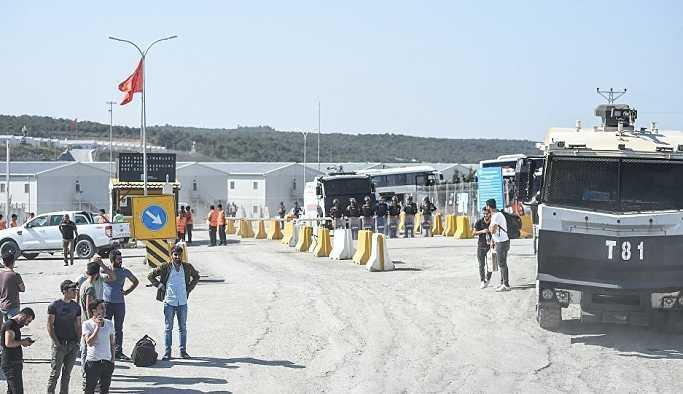 3. havalimanında eylem yapan işçiler adliyede: 28 kişiye tutuklama talebi