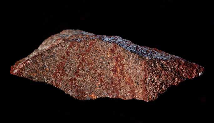 İnsan eliyle yapılan en eski çizim bulundu: 73.000 yıllık bir 'hashtag' işareti