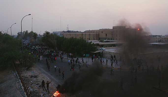 Irak'taki BM misyonu yetkilileri hükümeti Basra'da şiddete karşı kararlı tedbirler almaya çağırdı