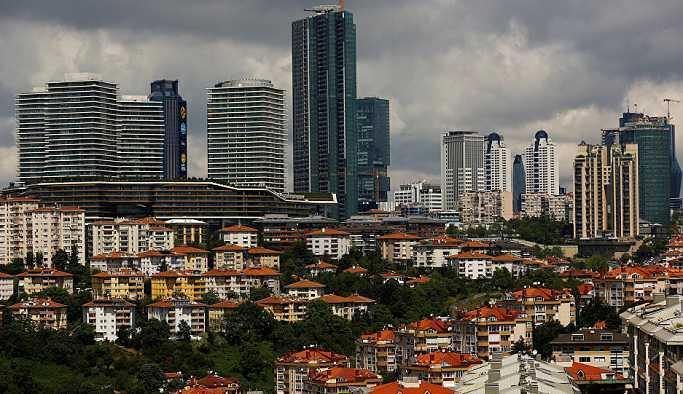 İstanbul'da konut fiyatları altı ayda yüzde 6 düştü
