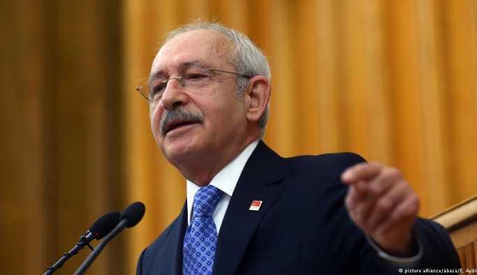 Kılıçdaroğlu'ndan Erdoğan'a İş Bankası tepkisi