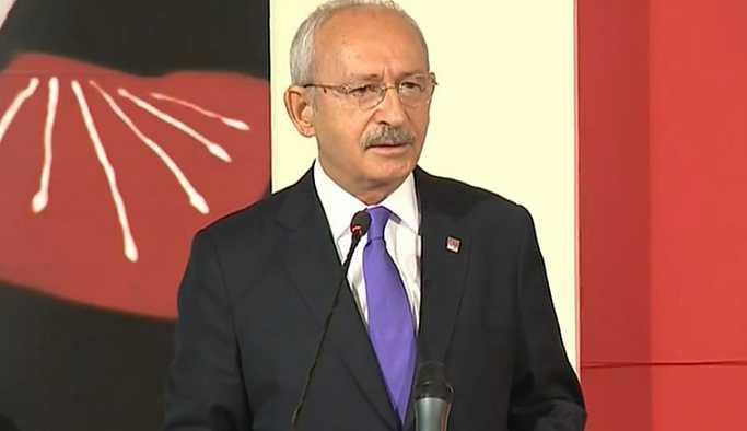 Kılıçdaroğlu'ndan Erdoğan'a sert sözler: Dava açmazsan namertsin