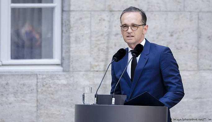Maas: Erdoğan ile görüşecek birçok konumuz var