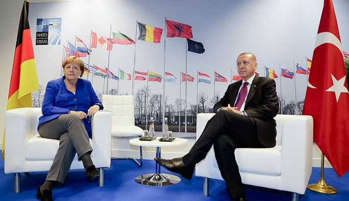 Merkel ve Erdoğan 28 Eylül'de Berlin'de bir araya gelecek