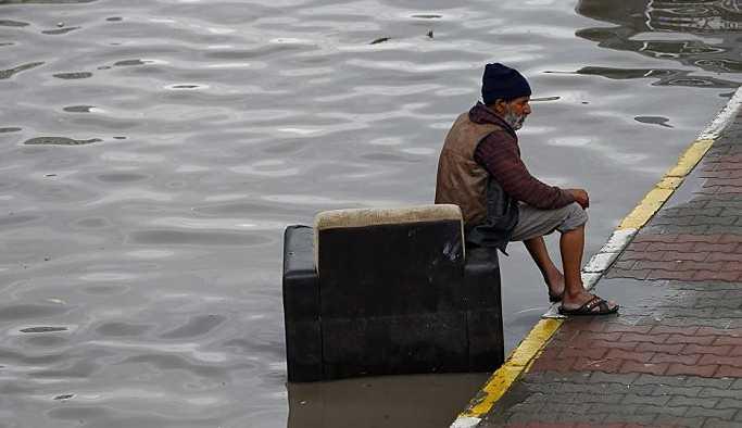 Meteoroloji'den İstanbul'da 10 ilçe için sel uyarısı