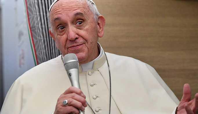 Papa Francis: 2019'da Japonya'ya gitmek istiyorum
