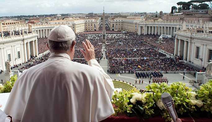 Papa Francis'ten Çinli katoliklere birlik çağrısı