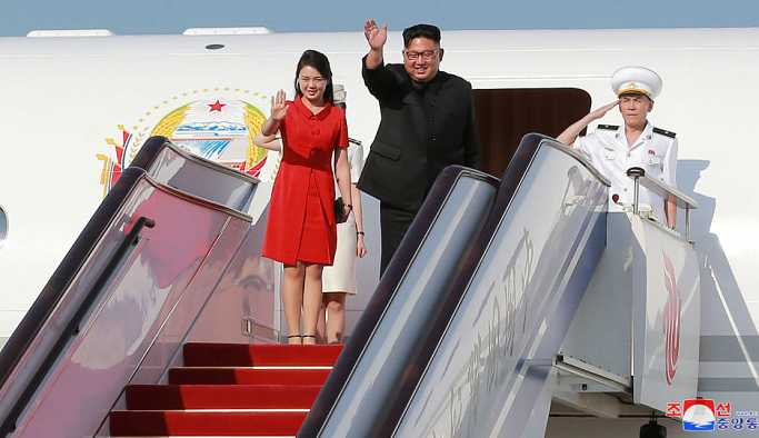 Putin, Kuzey Kore lideri Kim'i Rusya'ya bekliyor
