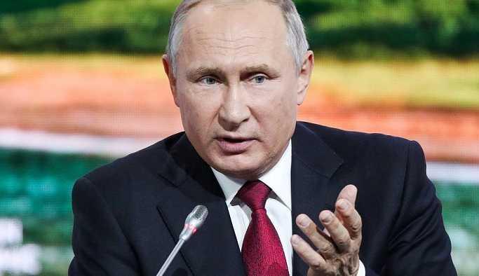 Putin: Skripal olayı şüphelilerini bulduk, kim olduklarını biliyoruz