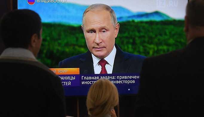 Putin: Ulusal para birimleriyle ticaret yapmak isteyen ülkelerin sayısı artıyor