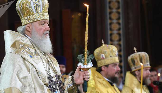 Rus Ortodoks Kilisesi Türkiye'de kendi yapılarını açabilir