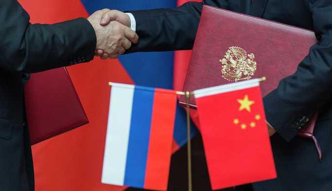 Rusya'nın Çin'e yönelik tutumu, Batı'nınkinden daha olumlu